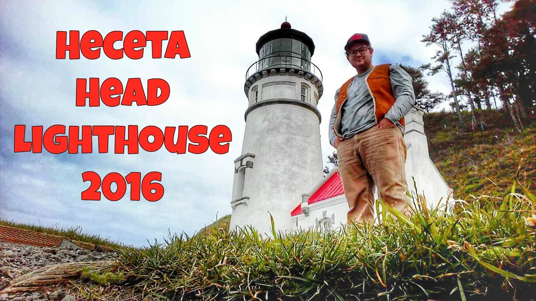 Heceta Head Lighthouse 2016