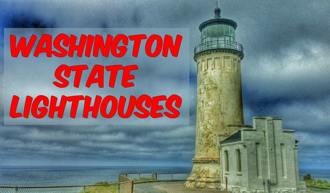 Washington Lighthouses
