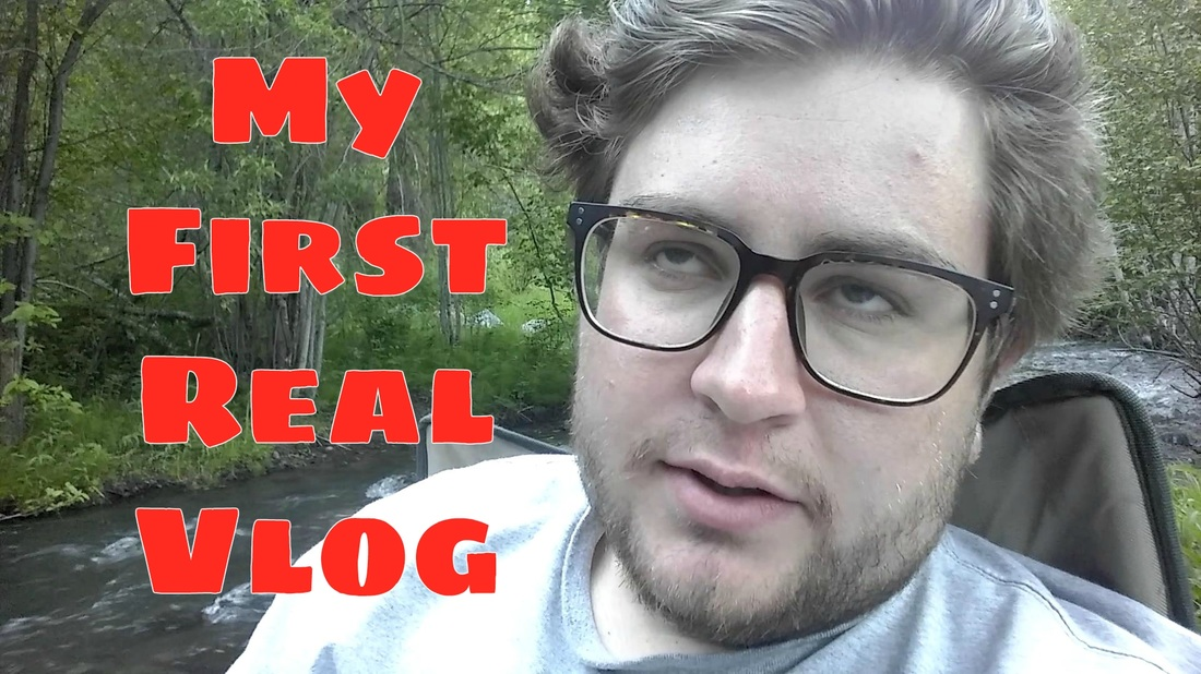 First Ever Vlog On YouTube